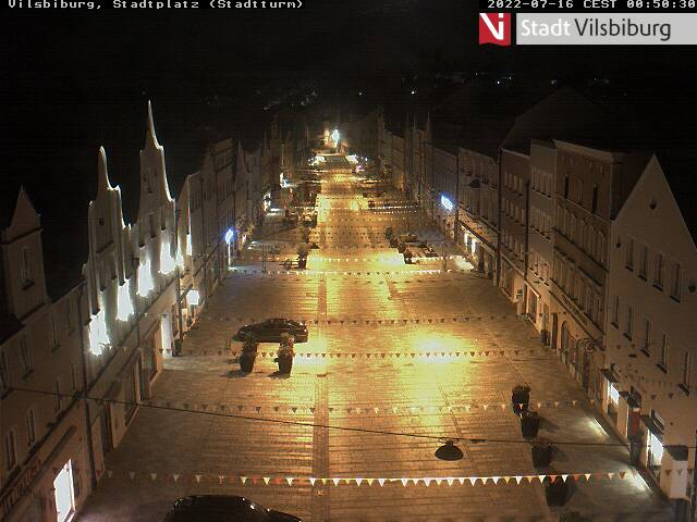 Vilsbiburg City Center, Stadtplatz (North)